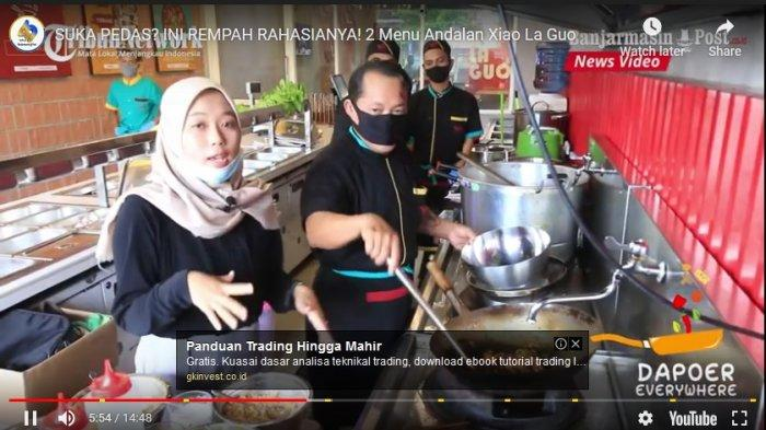 VIDEO Dapoer Everywhere, Suka Pedas? Ini Rempah Rahasianya
