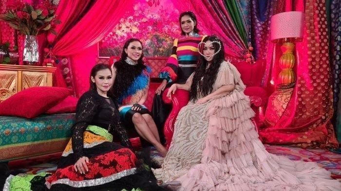 Diva Pop Titi DJ Dibentuk Trio Dara Jana, Kejutan Album Perdana Setelah 2 Tahun Vakum