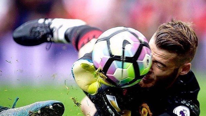 Real Madrid Juga incar David De Gea