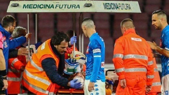 Kiper Cedera dan Menang atas Udinese, Napoli Kokoh di Bawah Juventus pada Serie A Liga Italia
