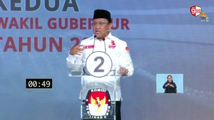 Meski Tampil Sendiri Edy Pratowo Mampu Mengimbangi Paslon Gubernur Kalteng Ben-Ujang