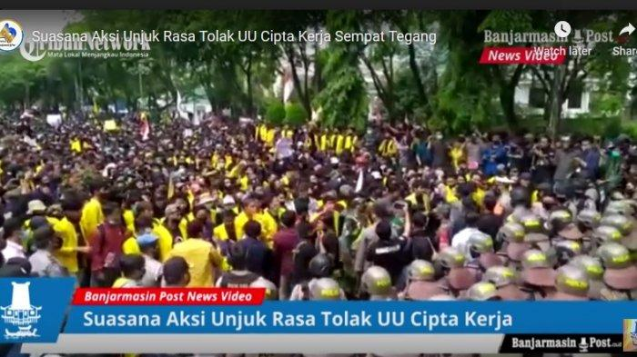 BEM Kalsel Tak Puas Upaya DPRD Kalsel, Komisi IV DPRD Kalsel Sebut Sudah Maksimal