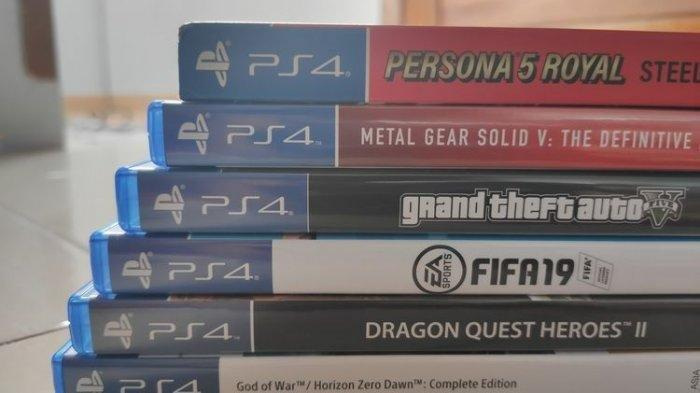 Daftar Harga Game PS4 Lengkap Promo Halloween, Ada Diskon hingga 80 persen