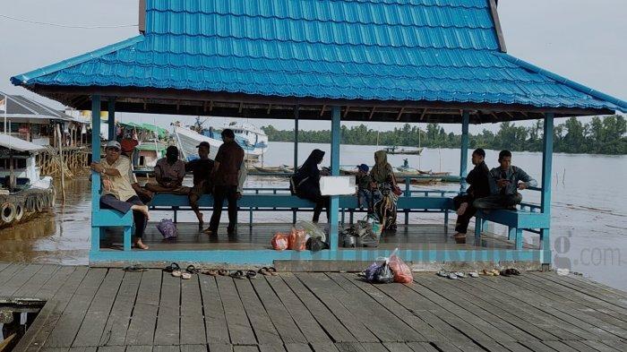 KaltengPedia – Dermaga Samuda, Titik Penting Transportasi di Kabupaten Kotim