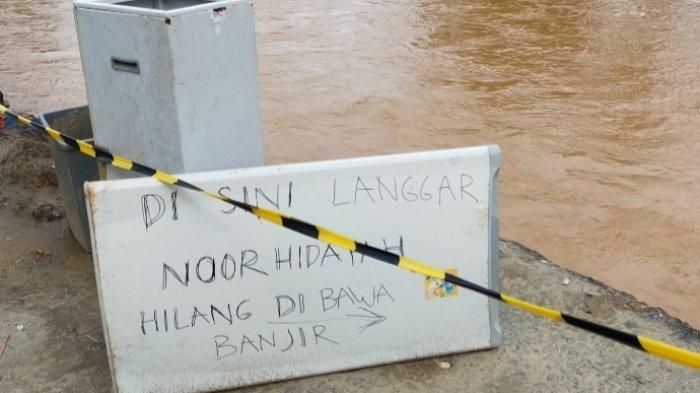 Langgar Lenyap Saat Banjir Bandang di Barabai HST Kalsel