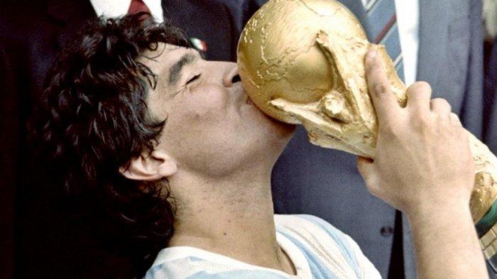 Penyebab Kematian Diego Maradona Masih Misteri, Ponsen Legenda Napoli Akan Diperiksa
