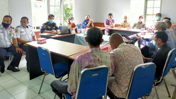 Dishub Kapuas Kalteng Terima Kunjungan DPRD dan Dishub Banjarbaru