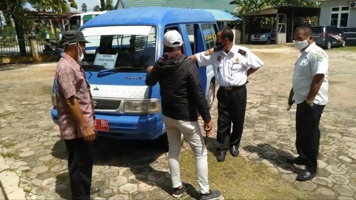 Enam Mobil Angkutan Pedesaan Tarif Murah Disiapkan Dishub Kapuas, Ini Rutenya