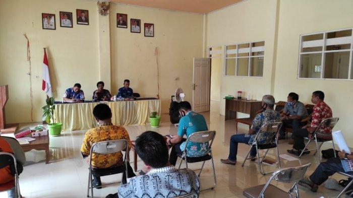 Disdagperinkop dan UKM Kapuas Sosialisasikan Perpanjangan Pendaftaran BPUM