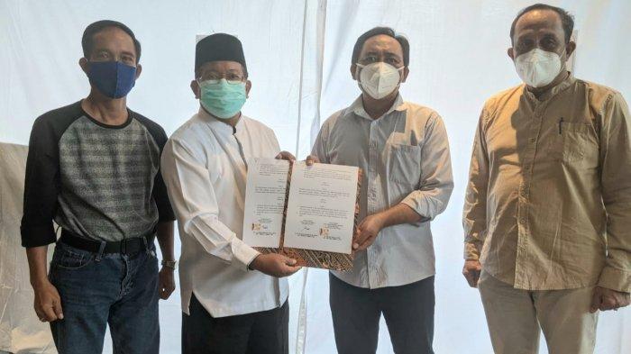 Dinas Pendidikan Kapuas dan BAN S/M Kalteng Jalin Kerjasama, 37 Sekolah Belum Terakreditasi