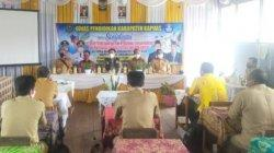 Sosialisasi Juknis Dana BOS di Kecamatan Kapuas Kuala Kalteng, Ini Pesan Kadisdik Kapuas