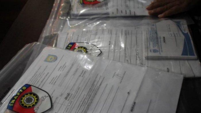Lima Pelaku Jaringan Pembuat Dokumen Rapid Test Palsu Diamankan Polres Kobar Kalteng