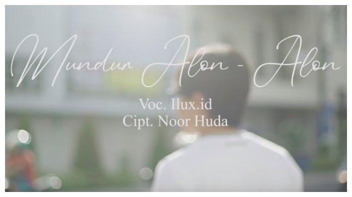 Download Lagu Aku Mundur Alon, Download Lagu MP3 Mundur Alon-alon ILUX ID, Lirik Mundur Alon-alon