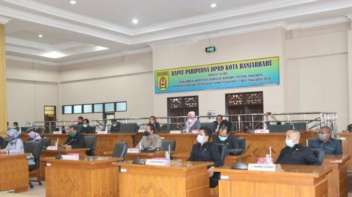 Tiga Anggota DPRD Banjarbaru Kalsel Positif Covid-19, Langsung Jalani Karantina