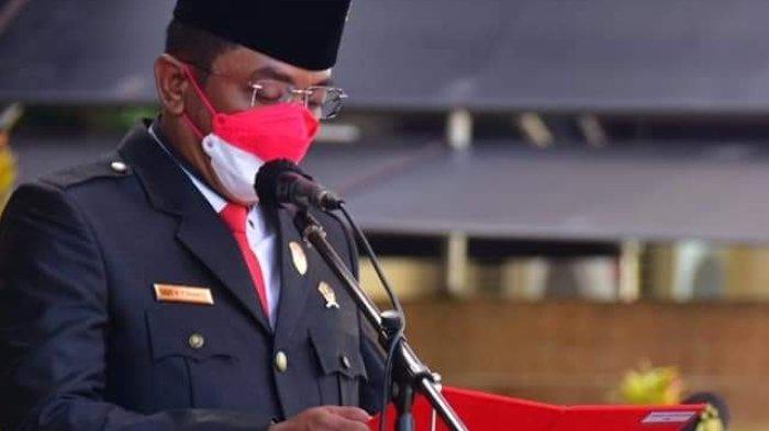 Ketua DPRD Kota Palangkaraya Ucapkan Selamat Hari Jadi Ke-76 TNI, Ini Harapannya