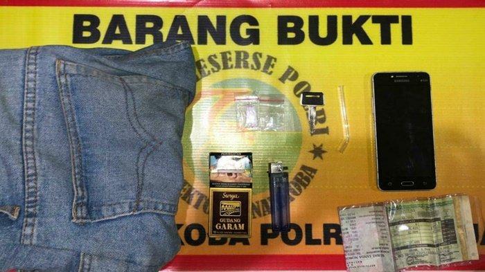 Kurir Narkoba Disergap Polisi di Trans Kalimanan Kabupaten Kapuas