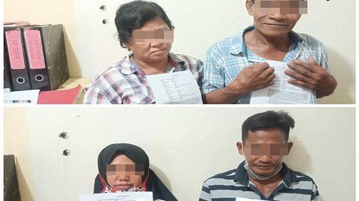 Asyik Ngamar Pagi-pagi di Penginapan, Dua Pasangan di Pontianak Barat Kalbar Terjaring Razia Pekat