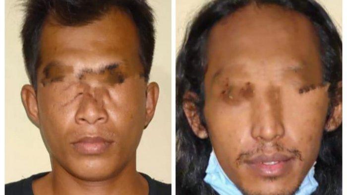 Petugas Polsek Cempaga Kotim Tangkap Dua Budak Sabu