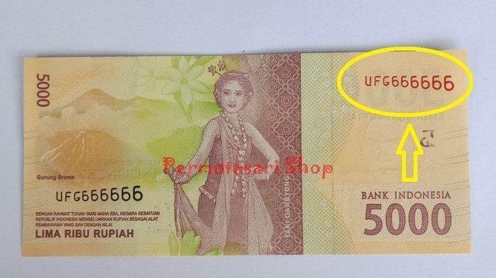 Tak Hanya Uang Koin Motif Kelapa Sawit, Uang Kertas Rp 5.000 Bisa Ditukar Rp 450 Juta, Ini Syaratnya