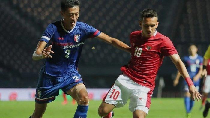 Link Streaming TV Indosiar Live Timnas Indonesia vs Taiwan Nonton Gratis Hari ini Jam 20.00 WIB