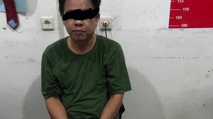 Sembunyikan 1,50 Gram Sabu di semak-semak, Warga Kotim Kalteng Ditangkap