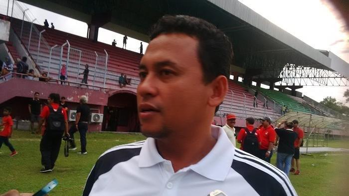 Eko Tamami, pelatih Kalteng Putra FC yang akan mengumpulkan para pemain andalannya untuk menghadapi kompetisi Liga 2 Indonesia