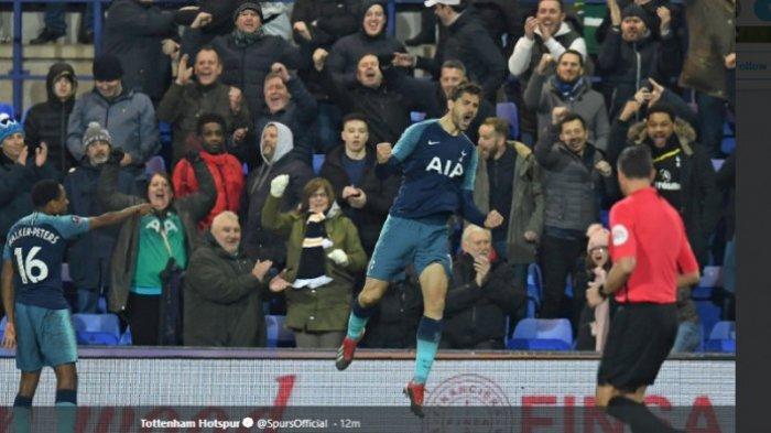 Hasil Piala FA, Tottenham Hotspur Tekuk Lawannya 7 Gol Tanpa Balas