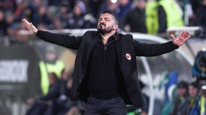 AC Milan Alami Kemunduran, Genarro Gattuso Beberkan Penyebabnya dan Bukan Gonzalo Higuain