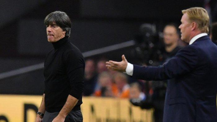 Hasil UEFA Nations League - Pelatih Jerman Pun Tak Bisa Jelaskan Kekalahan Der Panzer Atas Belanda