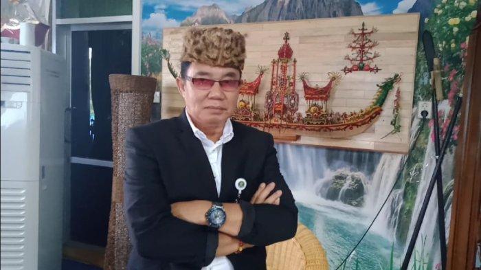 NEWS VIDEO, Rektor UPR  Andrie Elia Sebut Benda Khas Adat Dayak Miliki Nilai Artistik Tinggi