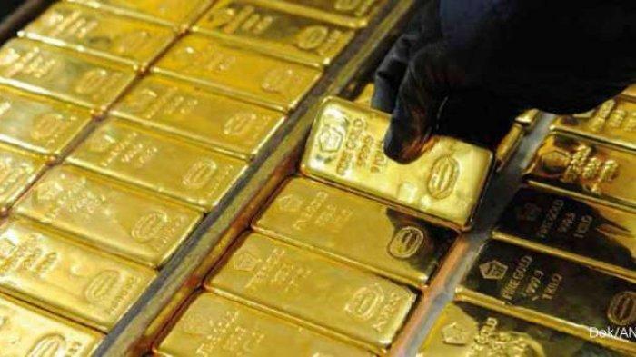 HARGA Emas Antam di Pegadaian Rabu 26 Agustus 2020, 1 Gram Rp 1.069.000