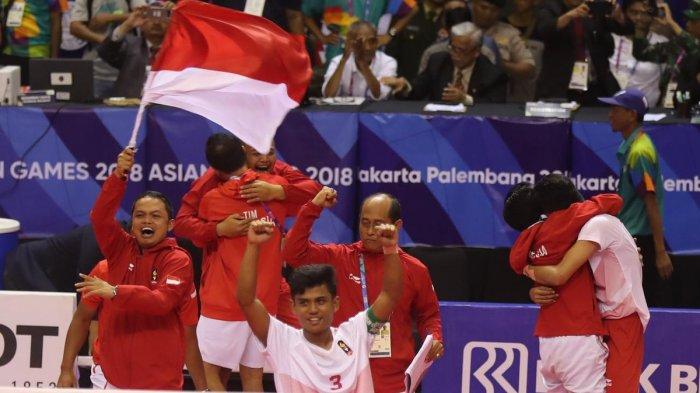 Update Klasemen & Perolehan Medali Asian Games 2018,  Tambahan Medali Bridge, Takraw dan Tinju