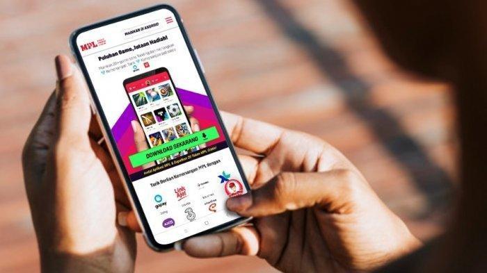 MPL Platform Mobile eSport Favorit, Reward Uang Mobile Premier League Tukar ke GoPay dan LinkAja