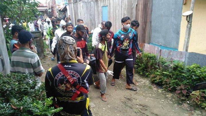 Anggota TNI AL di Banjarmasin Ditemukan Tak Bernyawa di Rumah Kontrakan