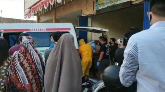 Geger Nakes Pengambil Swab di Kotabaru Kalsel Meninggal, Ditemukan di Kamar Hotel