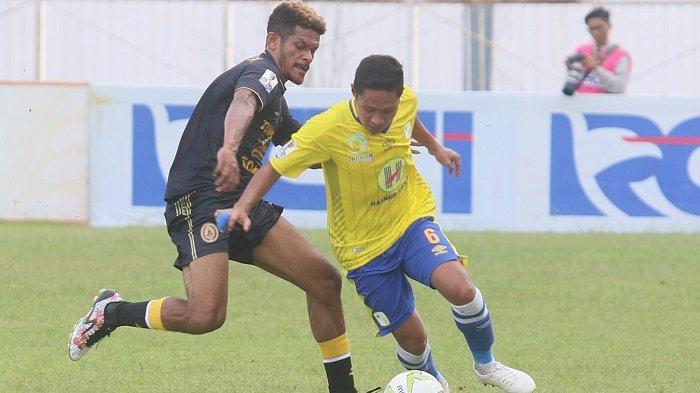 Evan Dimas Gagal Hadirkan Kemenangan Barito Putera di Piala Indonesia, Kalah 1-2 Dari PSS Sleman