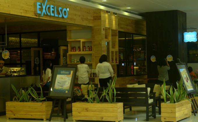 Excelso Hadir di Q Mall Banjarbaru