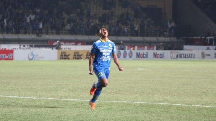 Liga 1 2019 - Ini Cuplikan Video 2 Gol Persib Bandung Kontra Kalteng Putra