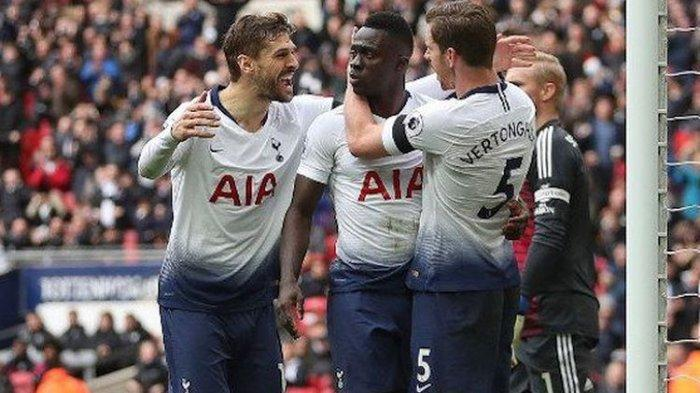 Tekuk Leicester City 1-3, Tottenham Hotspur Masih Dibawah Liverpool di Liga Inggris Pekan ke-26