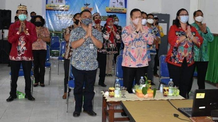 Lakukan Ini, Pemkab Kapuas Kalteng Kembali  Raih Penghargaan Proklim dari Menteri LHK