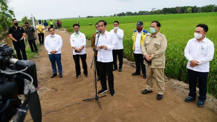 Presiden Jokowi 'Rindu' Berkunjung Kembali ke Bumi Tambun Bungai