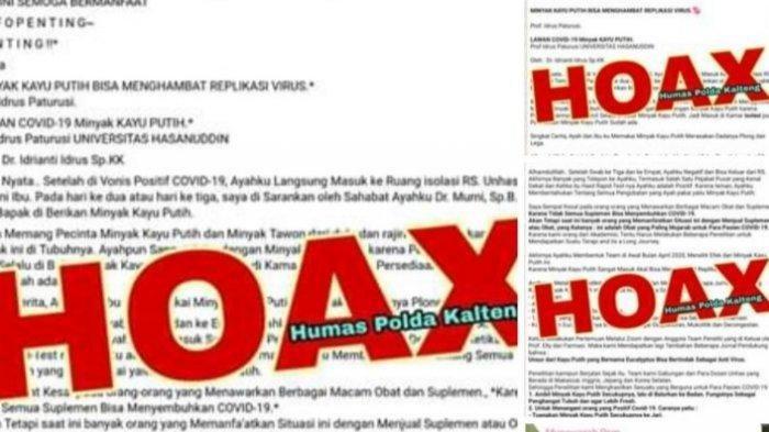 Tim Cyber Crime Polda Kalteng Patroli di Medsos Basmi Hoax, Ratusan Warganet Dibina