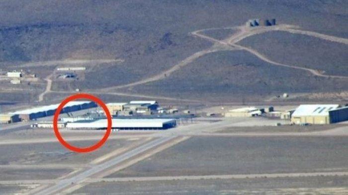 Misteri Area 51 Milik Angkatan Udara AS, Hanggar Raksasa Tiba-tiba Menghilang Tanpa Jejak