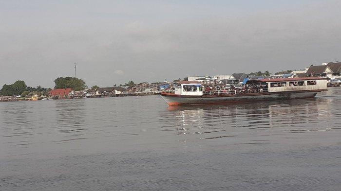 KALTENGPEDIA, Titik-titik Feri Penyeberangan di Kota Kuala Kapuas Kalimantan Tengah