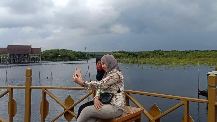 Wisata Susur Sungai Kereng Bangkirai Tetap Jadi Incaran Wisatawan Luar Palangkaraya