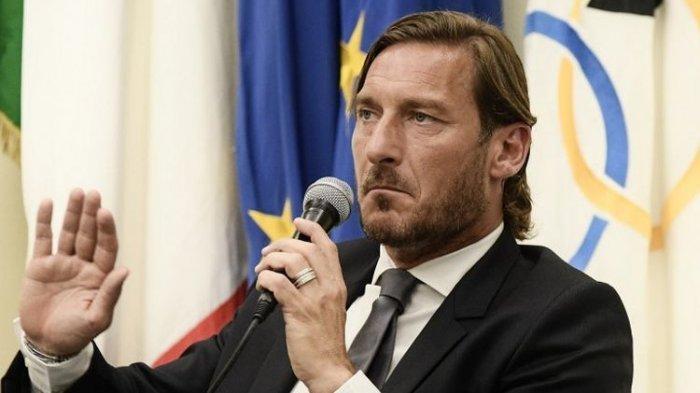 Liga Italia - Akhirnya Francesco Totti Tinggalkan AS Roma