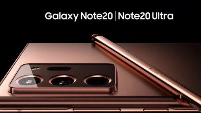 UPDATE Samsung Galaxy Note 20 Ultra, Hadirkan Kaca Pelapis Gorilla Glass Victus