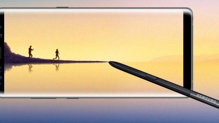 Wow! Galaxy Note 8 Dinobatkan sebagai Ponsel dengan Layar Terbaik