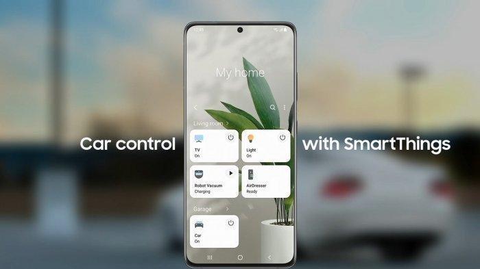 Aplikasi SmartThings Galaxy S21 Series 5G, Ini Kegunaan dan Fitur Canggihnya