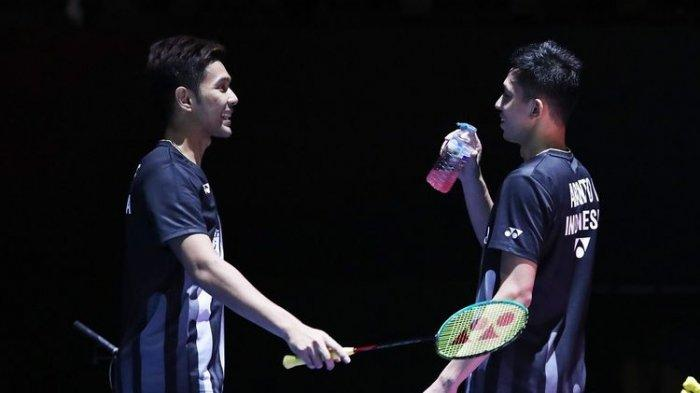 Hasil Swiss Open 2019, Ganda Campuran Fajar Alfian/Muhammad Rian Ardianto Juara Setelah 2005